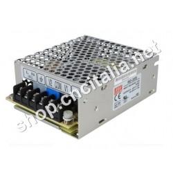 Alimentatore Switching MW 5V + 24V