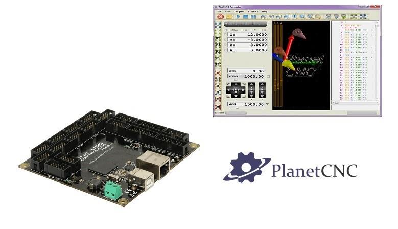 Acquista i prodotti PLANET CNC